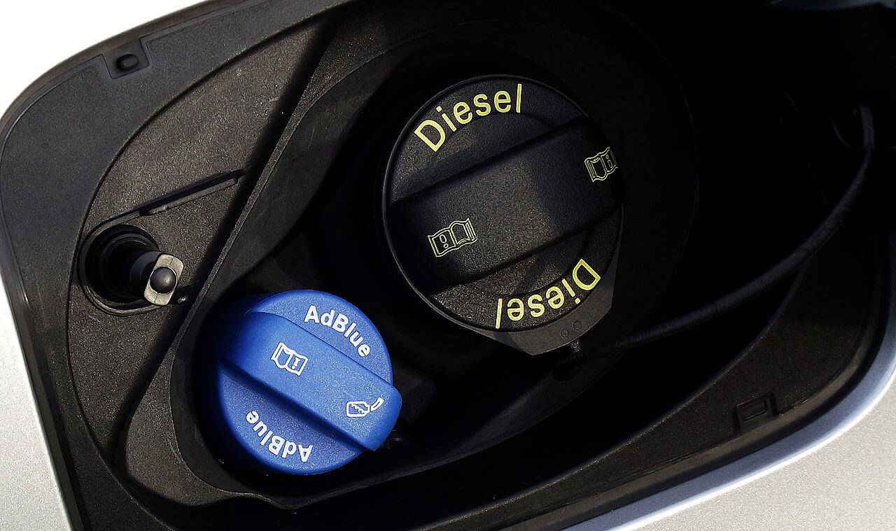 Volkswagen Adblue Refill (DEF) - CAR MOTOR OIL
